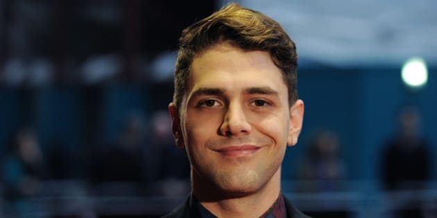 LONDON, ENGLAND - OCTOBER 16:  Director Xavier Dolan attends the red carpet arrivals of 'Mommy' during the 58th BFI London Film Festival at Odeon West End on October 16, 2014 in London, England.  (Photo by Stuart C. Wilson/Getty Images for BFI)