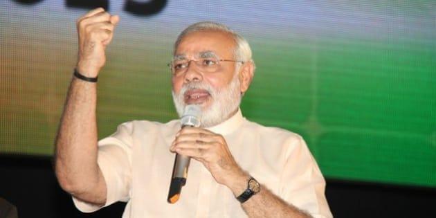 Shri Narendra Modi addressing All India Conference on Livestock and Dairy Development