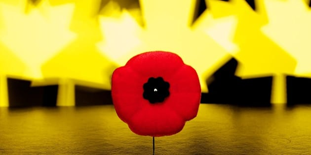 I wanted to create something for Remembrance Day and go slightly outside the box, so I tried my hand at iPhone + iPad lightpainting again. The phone's screen illuminates the poppy (softer than a flashlight) and an image of a maple leaf from an iPad provides the backdrop.  I tried a couple different variants, but I couldn't get it to look exactly how I wanted - particularly the third variant with three different coloured leaves. Still, hopefully it's a neat little tribute.