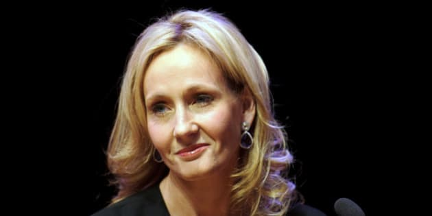 LONDON, ENGLAND - SEPTEMBER 27:  Author J.K. Rowling attends photocall ahead of her reading from 'The Casual Vacancy' at the Queen Elizabeth Hall on September 27, 2012 in London, England.  (Photo by Ben Pruchnie/Getty Images)