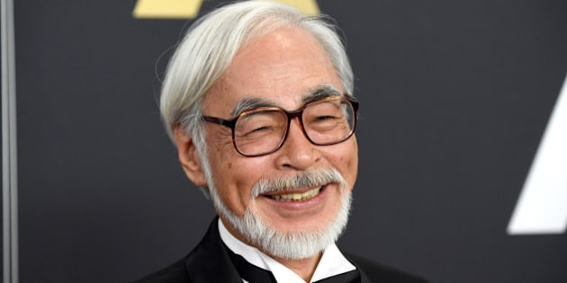 HOLLYWOOD, CA - NOVEMBER 08:  Honoree Hayao Miyazaki attends the Academy Of Motion Picture Arts And Sciences' 2014 Governors Awards at The Ray Dolby Ballroom at Hollywood & Highland Center on November 8, 2014 in Hollywood, California.  (Photo by Frazer Harrison/Getty Images)
