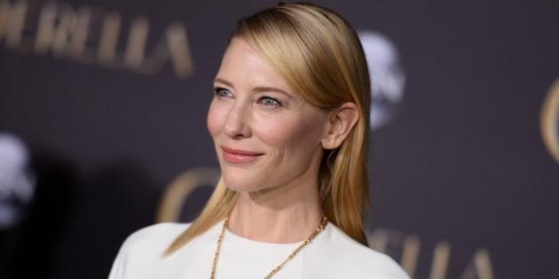 Au Festival de Cannes 2015 pour son film sur l'amour lesbien, Cate Blanchett confie avoir eu des liaisons féminines