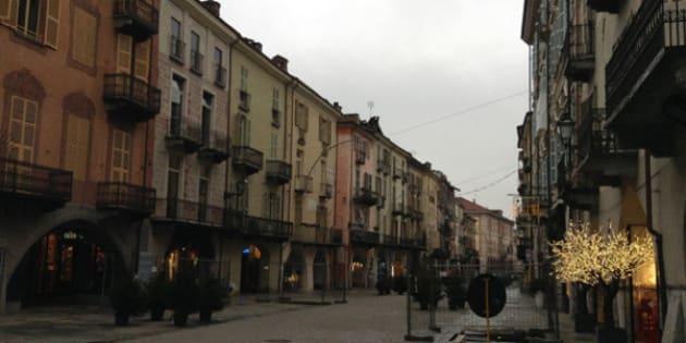 8 dicembre 2014: un lungo week end nelle langhe, tra Alba, Cuneo, Barolo, Saluzzo... :)