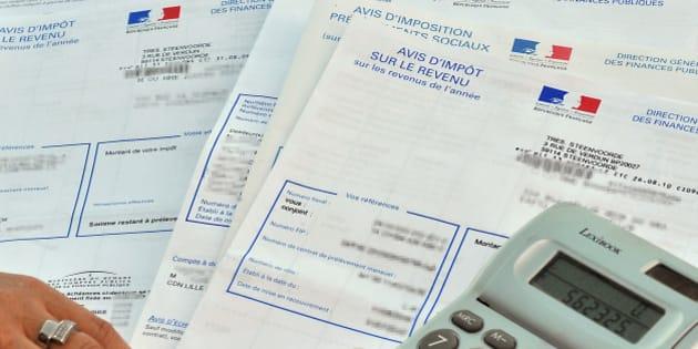 Declaration D Impots 2015 L Impot Sur Le Revenu N Est Pas Celui Qui