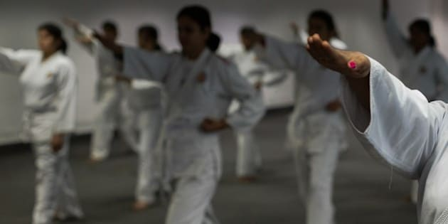 TO GO WITH INDIA-SOCIAL-WOMEN-CRIME, FEATURE BY ABHAYA SRIVASTAVA