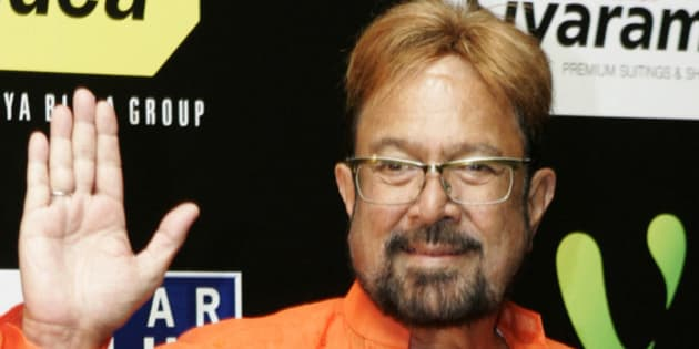 FILE - In this June 13, 2009 file photo, Bollywood star Rajesh Khanna poses on the green carpet at the 10th International Indian Film Awards presentation at a casino-hotel complex in Macau. Media reports say Khanna, the first Hindi film actor to gain superstar status in Indian films, died Wednesday, July 18, 2012, after a brief illness. He was 69. (AP Photo/He Yong Jian, File)