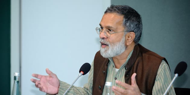 "Praful Bidwai (Journalist, Aktivist, Indien)  Foto: <a href=""http://www.stephan-roehl.de/"" rel=""nofollow"">Stephan Röhl</a>"