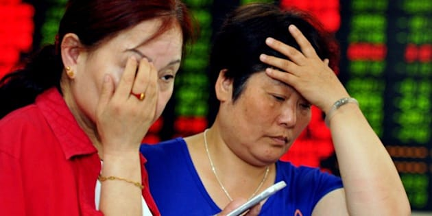 China's Stock Market Is Crashing: What You Need To Know ...
