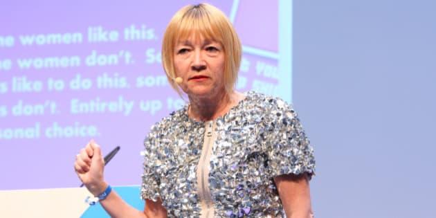 Cindy Gallop, makelovenotporn.com  © sebastianmuehlig.de
