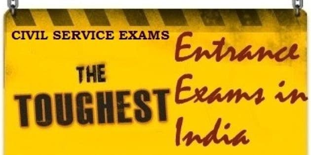 Civil Service exams are one of the most toughest entrance exams.