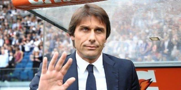 """Conferenza stampa di presentazione in pieno stile Conte, il Mourinho di casa nostra (?). Arroganza, antonio conte, nazionale articolo completo: <a href=""""http://www.diggita.it/v.php?id=1387621"""" rel=""""nofollow"""">www.diggita.it/v.php?id=1387621</a>"""