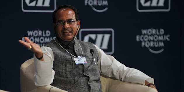 MUMBAI/INDIA, 14NOV11 - Shivraj Singh Chouhan, Chief Minister of Madhya Pradesh, India at the The New Role of the States: Catalysts for Growth (Plenary Session)  during the India Economic Summit 2011 in Mumbai, India, 12-14 November, 2011.