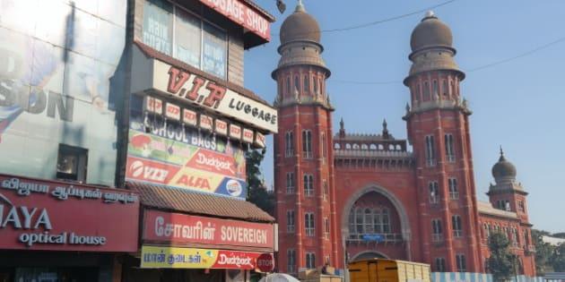 Chennai/Madras, India
