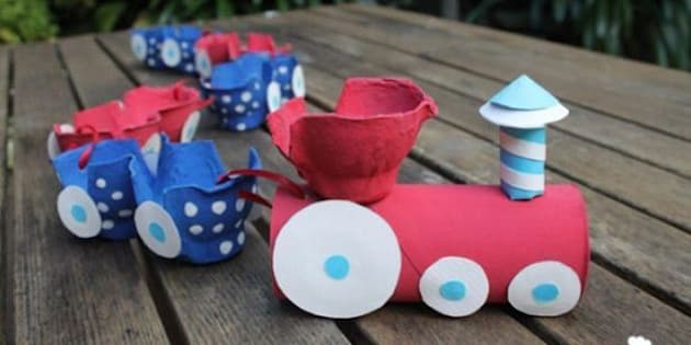 Egg Carton Crafts 17 Fun Ideas For Kids To Get Cracking On