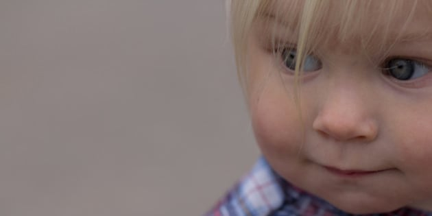 Closeup on little Kyrr