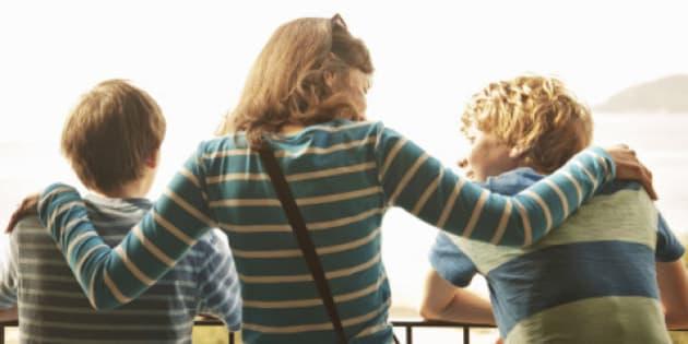 6 cose che rimpiango di aver detto ai miei figli