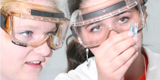 """Fifty Grade 11 students representing eight high schools will be on campus May 14 for the annual TRU Chemistry Contest.   <a href=""""http://inside.tru.ca/2014/05/07/high-school-chem-contest-tests-smarts-and-lab-skills/"""" rel=""""nofollow"""">TRU Chemistry Contest</a>  There will be a written portion and a laboratory exercise where students will analyze an antiseptic component of mouthwash.  On the same day, more than 3,000 Chemistrsy 11 and 12 students from around British Columbia will write the contest.   Prizes will be awarded to those recording the top scores as well as to those with the top scores from each school.   ————  This photos is a scene from the lab component from the 2013 contest."""