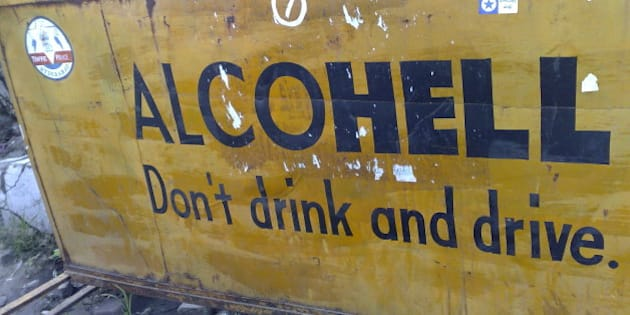 """This is a signboard put up by the Hyderabad Traffic police in Ameerpet at Dharam Karan Road. From my travels on the India vacation.  (cc) Shashi Bellamkonda <a href=""""http://www.shashi.name"""">www.shashi.name</a> and <a href=""""http://www.solutionsarepower.com"""">www.solutionsarepower.com</a>. Feel free to use and credit the source"""