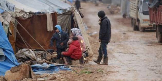 I campi di rifugiati siriani sono diventati piccole città dove si respira aria di casa