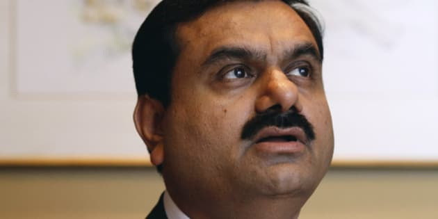 Gautam Adani, chairman of Adani Enterprises Ltd., speaks during an interview in Mumbai, India, on Tuesday, May 31, 2011. Adani Enterprises Ltd., India's biggest coal importer, may sell shares in a unit that produces the fuel to international investors and use the proceeds to add energy assets. Photographer: Adeel Halim/Bloomberg via Getty Images