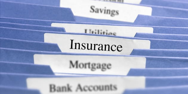Hanging files/insurance