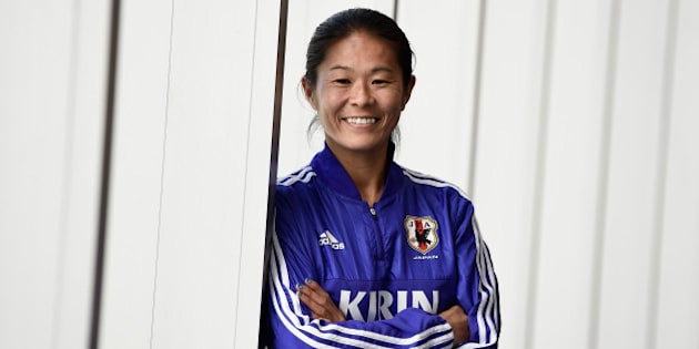 VANCOUVER, BC - JUNE 19:  Homare Sawa of Japan poses for a photo on June 19, 2015 in Vancouver, Canada.  (Photo by Mike Hewitt - FIFA/FIFA via Getty Images)