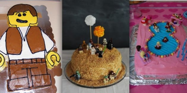 Lego Cake Ideas So Easy Even We Can Make Them