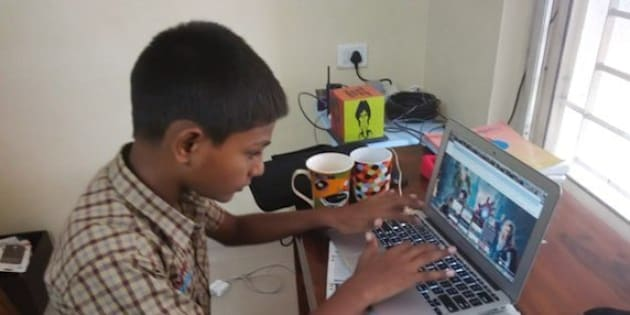 How A 13-Year-Old Helped To Innovate Learning In His Classroom And Beyond