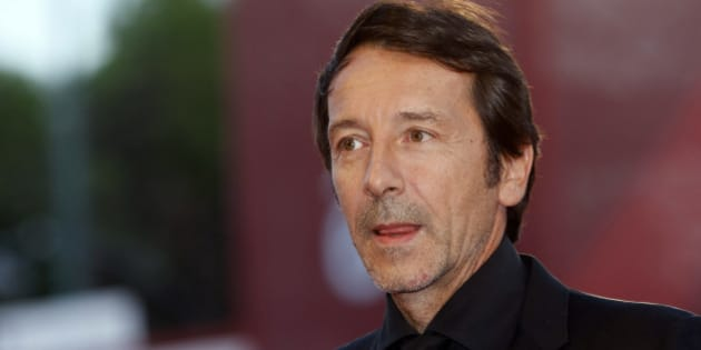 French actor Jean-Hugues Anglade arrives for the premiere of the film ' Persecution ' at the 66th edition of the Venice Film Festival in Venice, Italy, Saturday, Sept. 5, 2009. (AP Photo/Andrew Medichini)