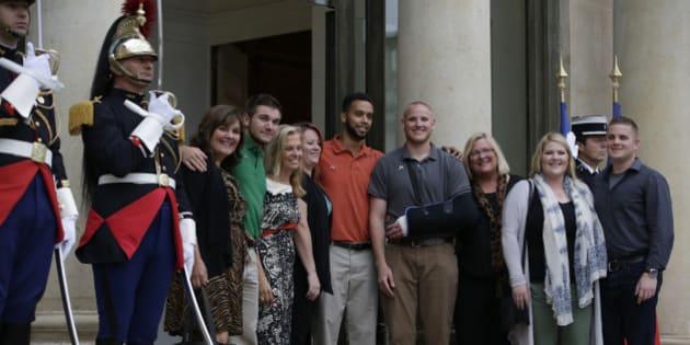 Thalys  remise de la Légion d honneur aux