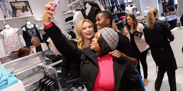 CHICAGO, IL - APRIL 08:  A general view of atmosphere during the grand opening of the TORRID flagship store on Chicago's State Street on April 8, 2015 in Chicago, Illinois.  (Photo by Daniel Boczarski/Getty Images for Torrid)
