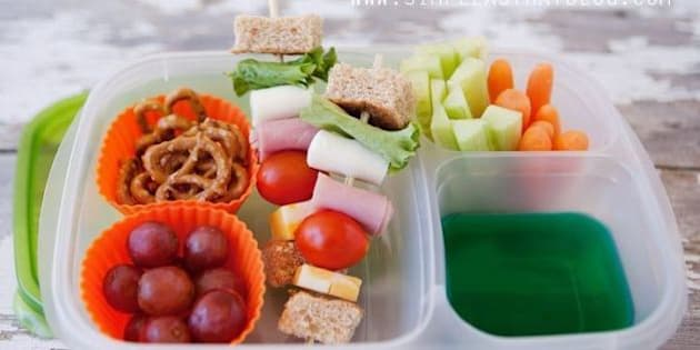 Back To School Lunch Ideas Kids Will Actually Eat