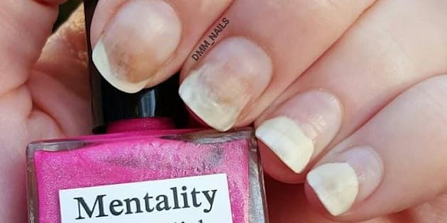 Mentality Nail Polish Under Fire For Ruining People S Nails
