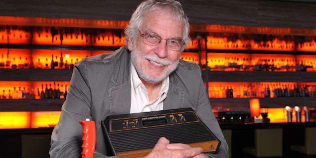 (GERMANY OUT) ATARI Gründer Nolan Bushnell   (Photo by Adolph/ullstein bild via Getty Images)