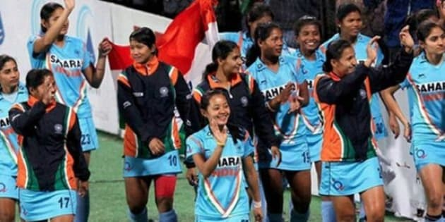 India Women's Hockey Team Bags Historic 2016 Rio Olympic Berth After 36 Years