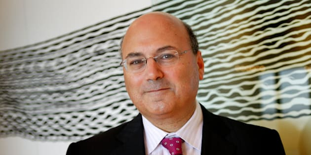 (AUSTRALIA & NEW ZEALAND OUT) Arthur Sinodinos at his office at JBWere, was formerly Prime Minister John Howard's chief of staff before leaving the position to move into the private sector, 22 February 2007. AFR Picture by LOUISE KENNERLEY (Photo by Fairfax Media via Getty Images)