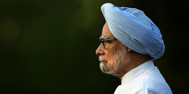 FILE - In this Wednesday, May 21, 2014 file photo, outgoing Indian prime minister Manmohan Singh leaves after paying homage to former Indian prime minister Rajiv Gandhi on his death anniversary, in New Delhi, India. A special court on Wednesday, March 11, 2015, charged Singh with corruption and criminal conspiracy for his alleged role in a multibillion dollar scandal over the sale of coal fields. Judges ordered Singh and five others to appear in court on April 8. (AP Photo/Manish Swarup, File)