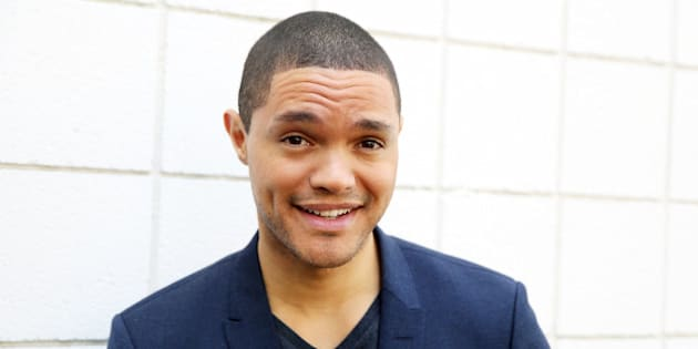 Trevor Noah poses for a portrait at The Beverly Hilton in Beverly Hills, Calif., Wednesday, July 29, 2015. (Photo by Matt Sayles/Invision/AP)