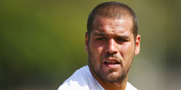SYDNEY, AUSTRALIA - DECEMBER 01:  Lance Franklin looks on during a Sydney Swans AFL pre-season training session at Lakeside Oval on December 1, 2014 in Sydney, Australia.  (Photo by Mark Kolbe/Getty Images)