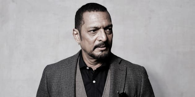 DUBAI, UNITED ARAB EMIRATES - DECEMBER 12:  (EDITORS NOTE: Image has been digitally retouched)    Nana Patekar poses during a portrait session on day three of the 11th Annual Dubai International Film Festival held at the Madinat Jumeriah Complex on December 12, 2014 in Dubai, United Arab Emirates.  (Photo by Gareth Cattermole/Getty Images for DIFF)