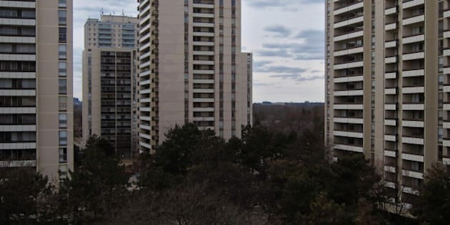 1 In 5 Canadian Renters In 'Crisis Of Affordability'