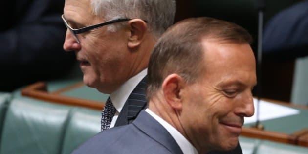 オーストラリアのアボット首相、...
