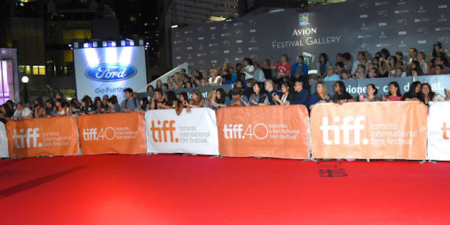 TORONTO, ON - SEPTEMBER 16:  A general view of atmosphere during the 2015 Toronto International Film Festival at Roy Thomson Hall on September 16, 2015 in Toronto, Canada.  (Photo by Jason Merritt/Getty Images)