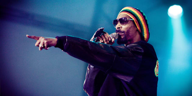 Snoop Dogg på Hovefestivalen 2012. Foto: Tom Øverlie, P3.no