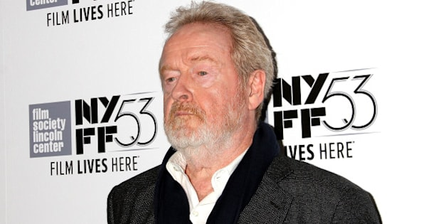 NEW YORK, NY - SEPTEMBER 27:  Ridley Scott attends the 53rd New York Film Festival 'The Martian' Premiere at Alice Tully Hall on September 27, 2015 in New York City.  (Photo by Laura Cavanaugh/FilmMagic)