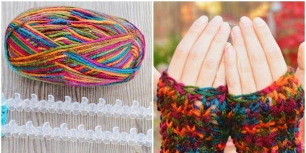 Free Knitting Loom Patterns To Keep Kids Busy