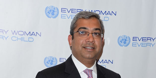 NEW YORK, NY - SEPTEMBER 25:  Ashok Vemuri attends United Nations Every Woman Every Child Dinner 2012 on September 25, 2012 in New York, United States.  (Photo by Andrew H. Walker/Getty Images)