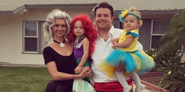 Disney Family Costumes: 20 Magical Ideas For Halloween Night