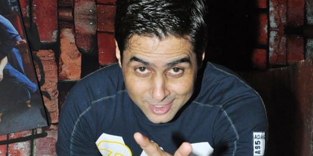 MUMBAI, INDIA � JULY 28: Aman Verma at the opening of a lounge in Mumbai on July 28, 2010. (Photo by Yogen Shah/India Today Group/Getty Images)