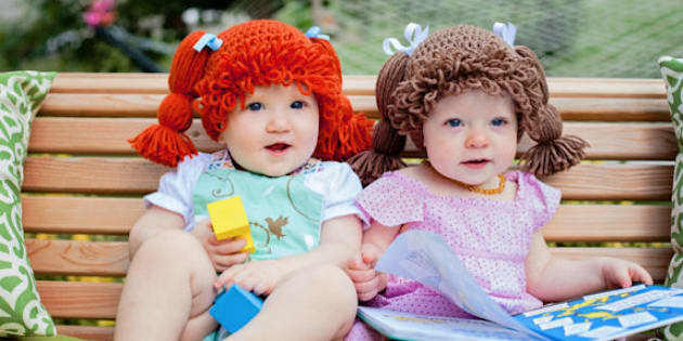 Cabbage Patch Doll Costume This Is The Latest Baby Costume Trend